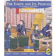 The Earth and It's People: A Global History : Since 1500