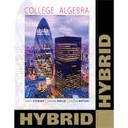 College Algebra, Hybrid, 1st Edition