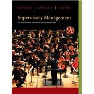 Supervisory Management, 9th