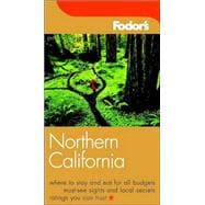 Fodor's Northern California, 1st Edition