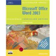 Microsoft Office Word 2003, Illustrated Introductory, CourseCard Edition