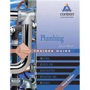 Plumbing Level 3 Trainee Guide, Paperback