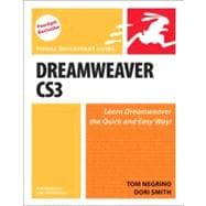 Dreamweaver CS3 for Windows and Macintosh Visual QuickStart Guide