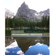 Concepts of Programming Languages