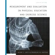 Measurement and Evaluation in Physical Education and Exercise Science
