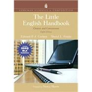 The Little English Handbook Choices and Conventions, Longman Classics Edition, MLA Update Edition