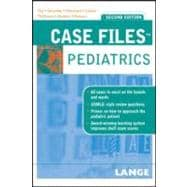 Case Files Pediatrics, Second Edition