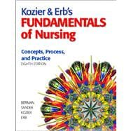 Kozier and Erb's Fundamentals of Nursing Value Pack (includes MyNursingLab Student Access for Kozier and Erb's Fundamentals of Nursing and Prentice Hall Nursing Diagnosis Handbook)