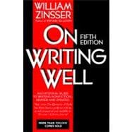 ON WRITING WELL           PB