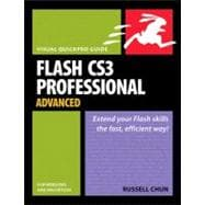 Flash CS3 Professional Advanced for Windows and Macintosh Visual QuickPro Guide