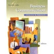 Business Communication Process and Product (with InfoTrac)
