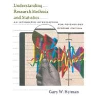 Understanding Research Methods and Statistics : An Integrated Introduction for Psychology