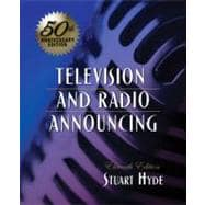 Television and Radio Announcing