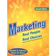 Marketing : Real People and Real Choices