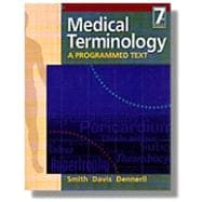 Medical Terminology : A Programmed Approach