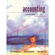 Accounting : Chapters 1-13