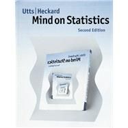 Mind on Statistics (with CD-ROM and Internet Companion for Statistics)