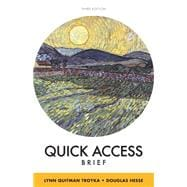 Quick Access Brief Plus MyWritingLab without Pearson eText -- Access Card Package