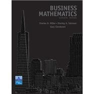 Business Mathematics Value Package (includes MyMathLab/MyStatLab Student Access )