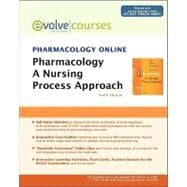 Pharmacology Online for Pharmacology and the Nursing Process User Guide + Access Code: A Nursing Process Approach: User Guide and Access Code