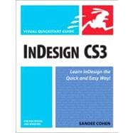 InDesign CS3 for Macintosh and Windows Visual QuickStart Guide
