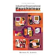 Industrial/Organizational Psychology An Applied Approach
