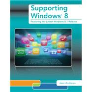 Supporting Windows 8 Featuring the Latest Windows 8.1 Release