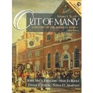 Out of Many: A History of the American People : To 1877