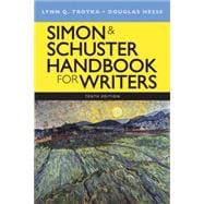 Simon & Schuster Handbook for Writers Plus MyWritingLab with eText -- Access Card Package