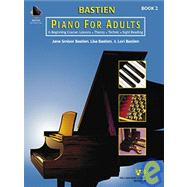 Bastein Piano for Adults Book 2 + CD: A Beginning Course - Lessons, Theory, Technic and Sight Reading Item # KP2