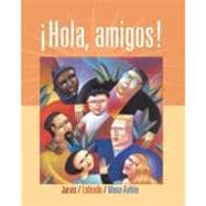 ¡Hola, amigos!, 7th Edition