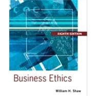 Business Ethics : A Textbook with Cases