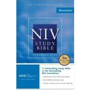 Zondervan NIV Study Bible : Personal Size