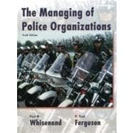 Managing of Police Organizations