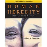 Human Heredity Principles and Issues, Updated Edition (with Human GeneticsNOW, InfoTrac Printed Access Card)