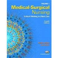 Medical Surgical Nursing, Volume 1 for Medical Surgical Nursing Volumes 1 & 2, Package