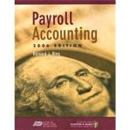 Payroll Accounting 2006 (with Klooster & Allen Payroll CD-ROM and ADP�s PC Payroll for Windows CD-ROM)