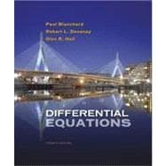 Differential Equations, 4th Edition