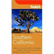 Fodor's Southern California, 1st Edition