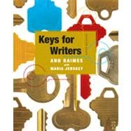 Keys for Writers, 6th Edition