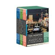 Norton Anthology of American Literature Vols. C+D+E