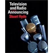 Television and Radio Announcing (with CD)