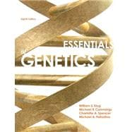Essentials of Genetics Plus MasteringGenetics with eText -- Access Card Package -- Access Card Package