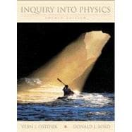 Inquiry Into Physics (Non-InfoTrac Version)