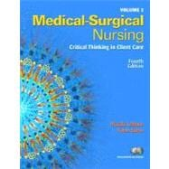 Medical Surgical Nursing, Volume 2 for Medical Surgical Nursing Volumes 1 & 2, Package