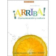 �Arriba!: Comunicacin y cultura, Brief Edition