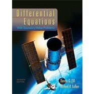 Differential Equations with Boundary-Value Problems, 7th Edition