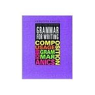 Sadlier-Oxford Grammar for Writing