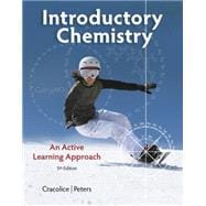 Cengage Advantage Books: Introductory Chemistry An Active Learning Approach