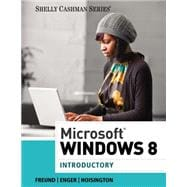 Microsoft Windows 8 Introductory